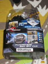 Spy Gear Panosphere 360 Spy Cam NEW