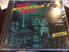 Night Moves Volume 7 - THE BEST OF THE 80S & 90S DCC 35355 NEW