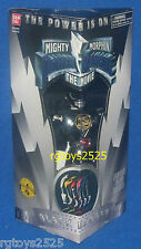 Mighty Morphin Power Rangers Power The Movie Black Ranger New 8 inch