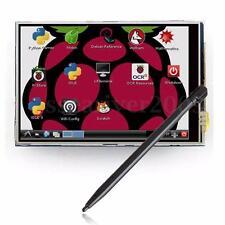 3.5 LCD TOUCH SCREEN DISPLAY MODULE BOARD per Raspberry Pi buona condizione B B + 2b 3b Zero En