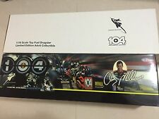 Action Lehman Racing NHRA 1/16 Top Fuel Dragster Werner Clay Millican 104