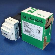 SCHNEIDER ELECTRIC 10A 24VDC CONTROL RELAY CAD32BD *NEW*