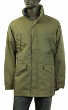 NEW NAUTICA TWIG OXFORD WEATHERPROOF HOODED PARKA COAT JACKET W/HOOD XL