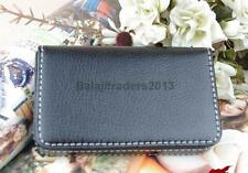 100% PREMIUM QUALITY LEATHER VISITING CARD HOLDER CREDIT DEBIT CARD FANCY WALLET