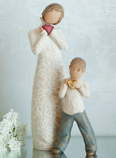 Willow Tree Set Mother with Son Figurine Gift set    23630