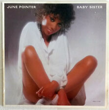 June Pointer ~ Baby Sister NM Vinyl LP Ready For Some Action Sexy Cheesecake