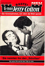 "Jerry Cotton Nr. 0744 ***Zustand 2-*** ""1. Auflage"""