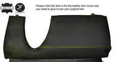YELLOW STITCH DRIVER SIDE LOWER DASH TRIM COVER FITS BMW 6 SERIES E24