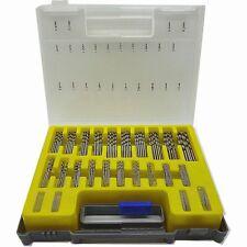 150Pcs Mini Twist Drill Bit Kit with Case for PCB Crafts Jewelry Drilling Tool