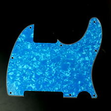 Custom Guitar pickguard for Tele Esquire Style ,4ply Sky Blue Celluloid