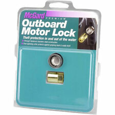 """McGard 74049 Motor Outboard Lock 6-30HP  5/16""""-18 Thread Fit THEFT PROTECTION!!"""