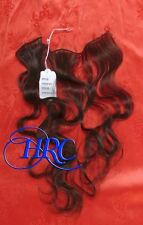 HALO HAIR CIRCLE DARK BROWN JOSE EBER EXTENSION HIGH QUALITY! 13 INCH