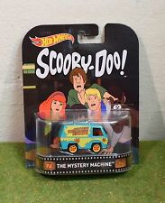 Mattel hot wheels scooby-Do0 mystery machine