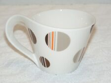 VILLEROY & BOCH NEW WAVE 1748 LUXEMBOURG FINE CHINA 7 oz CAFFE CUP EUC