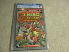 Marvel Two In One The Thing & 2nd App Guardians Of The Galaxy CGC 9.2 1974