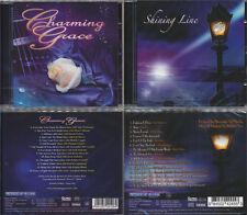 2 CDs, Charming Grace (2013) + Shining Line (2010), mega AOR, Lionville, Vega