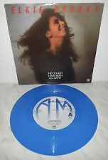 "7"" 45 GIRI ELKIE BROOKS - HE COULD HAVE BEEN AN ARMY - BLUE"