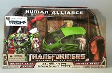 TRANSFORMERS ROTF HUMAN ALLIANCE ARCEE SKIDS MIKAELA BANES HASBRO SEALED NEW