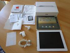 Apple iPad 2 Wi-Fi 3G 64GB 24,6cm 9,7 Zoll Weiß ohne Simlock OPV wie neu Sammler