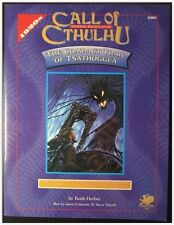 Call of Cthulhu The Compact Trail of Tsathoggua 1920s chaosium 2362