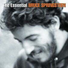 The Essential Bruce Springsteen- Bruce Springsteen (CD, 2003, 3 Discs, Columbia)