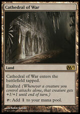 Cattedrale della Guerra - Cathedral of War MTG MAGIC M13 Magic 2013 Italian