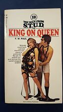 "F.W. Paul, ""Man from S.T.U.D. #10 King on Queen."" 1971, VG+"