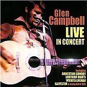 Campbell, Glen Live in Concert CD