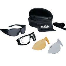 Lunettes masque Balistiques Bollé Tactical RAIDER Kit Armée Tir Police RAIDERKIT