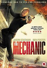 The Mechanic 2011 Christa Campbell, BRAND NEW AND SEALED UK REGION 2 DVD