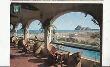 BF24927 peniscola castellon terraza de la hosteria   spain  front/back image