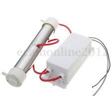 AC110V Ozono Generador De Ozono Tubo DIY 3g/hr Agua Planta Purificador Limpiador