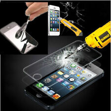 NEW REAL TEMPERED GLASS SCREEN PROTECTOR GUARD FILM FOIL FOR APPLE IPHONE 4 4S