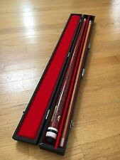 New - Billiards Cue Stick with Case