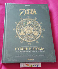THE LEGEND OF ZELDA HYRULE HISTORIA VERSION 100% FRANCAISE
