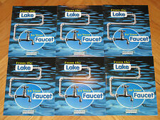 Lot 6 FROM THE LAKE TO YOUR FAUCET Guided Reading, Science, Level L, Rigby L105