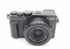 PANASONIC LUMIX DMC-LX100 12.8MP DIGITAL CAMERA BLACK