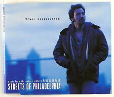 Maxi CD - Bruce Springsteen - Streets Of Philadelphia - A4101