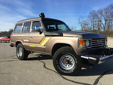 1987 Toyota Land Cruiser LAND CRUISER HJ 61V TURBO