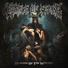 Hammer Of The Witches - Cradle Of Filth (2015, CD NIEUW)