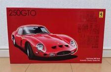 Fujimi 1/24 Ferrari 250 GTO Plastic Model Kit Japan Toy Free shipping