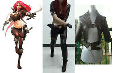 League of Legends LOL Cosplay Costume Katarina The Sinister Blade Costume Custom