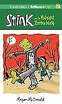 Stink: Stink and the Midnight Zombie Walk 7 by Megan McDonald (2012, CD,...