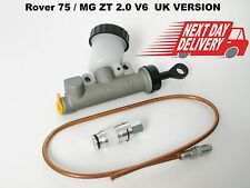 ROVER 75  MG ZT 2.0 V6  TAZU CLUTCH MASTER CYLINDER   ***  UK VERSION  ***  RHD