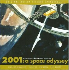 2001: A Space Odyssey by Original Soundtrack (CD, Feb-2010, Sony Classical)