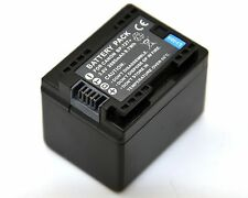 Decoded Battery for BP-727 Canon LEGRIA HF R76 HF R78 HF R706 HD Camcorder