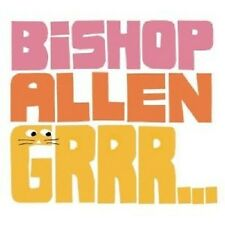 Bishop Allen-Grrr... CD NEUF