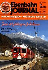 Ferrovia Journal-Rhätische Bahn (II) EDIZIONE SPECIALE