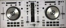 Numark MixTrack Pro 3 Serato DJ USB Controller Built-In Sound Card - White