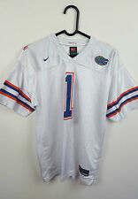 Da Uomo GIOVANI Nike Florida Gators FOOTBALL AMERICANO ATHLETIC SPORTS JERSEY UK XS